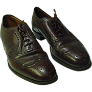 SALE Vintage Church's Men's leather Wingtips