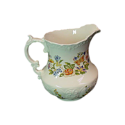Aynsley England Cottage Garden Milk Pitcher