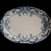 REDUCED Royal Staffordshire Iris Transferware Arthur Wilkinson  Large Platter