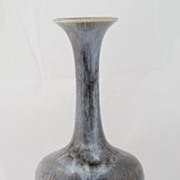 Unusual Violet Gray Glaze 1945 Rookwood Vase shape 778