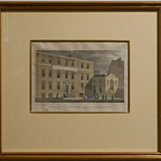 19th Century British Engraving: Victuallers School