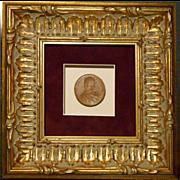 King Henry I: Framed Antique Grand Tour Intaglio #9