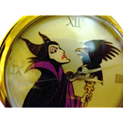 SOLD Disney Maleficent Collectors Watch