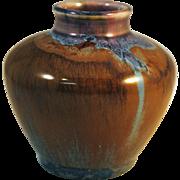 Rookwood  Flambe Glaze Effect Vase 1932
