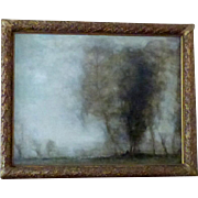 SOLD Impressionist Landscape by William George Robb