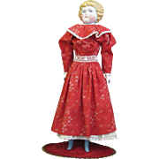 SALE PENDING ABG Highland Mary on all original body in loveley day dress