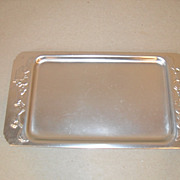 Kensington Mid Century Aluminum Serving Tray