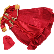 """Captain January outfit for the 16"""" Shirley Temple Dress Up Doll by Danbury Mint."""