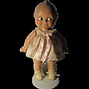 Vintage Composition Kewpie Doll