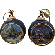 SOLD Vintage Disney Christmas Ornament