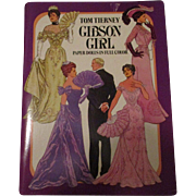Gibson Girl Paper Dolls in Full Color by Tom Tierney
