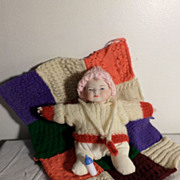 Bye-Lo Artist Baby Doll.