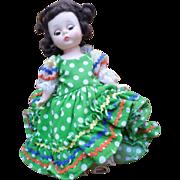 Vintage Madame Alexander - Brazil # 573 Doll