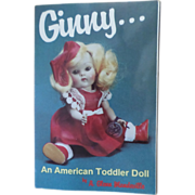Ginny An American Toddler Doll Book