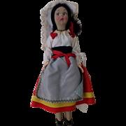 Vintage Lenci Torino Doll