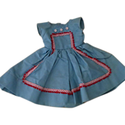 Shirley Temple Style Dress