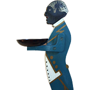 Wooden Butler Black Memorabilia
