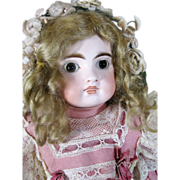 Antique Belton Type German Doll for French Market