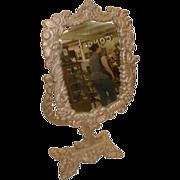 Victorian Dresser Mirror