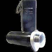 "Vintage Panasonic ""Falcon"" Cordless Electric Shaver Kit"