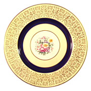 SALE Beautiful Pareek China Dinner Plate by Johnson Brothers