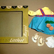 Arranbee Littlest Angel outfit complete, MIB