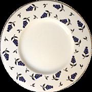 """Group Art Deco Minton 9"""" Plates"""