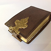 Antique Miniature Photo Album