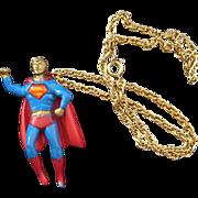 It's a Bird . . . It's a Plane . . . Superman Pendant 1978 Movie Tie-In