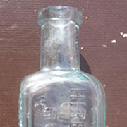Victorian Era Hires Root Beer Bottle