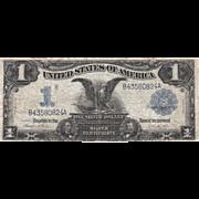 1899 U.S.$1 Eagle Silver Certificate