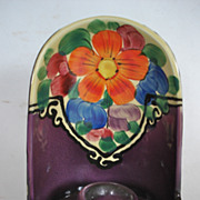 REDUCED Czech Candle Holder