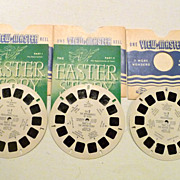 "Vintage Sawyer's View Master Reels ""The Easter Story"""