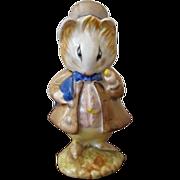Beswick Beatrix Potter Figurine Amiable Guinea Pig