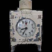 Vintage General Electric Monitor Top Refrigerator Electric Clock