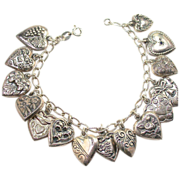 A Personal History in a Wrist of Charms