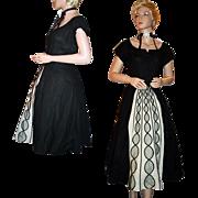 Little Black Dress, Vintage c1953