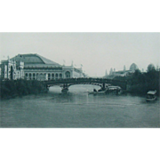 SALE Antique Japanese Bridge Government Liberal Arts Building Photogravure Folio