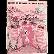 SALE 1946 Rodgers Hammerstein Annie Get Your Gun Irving Berlin Sheet Music