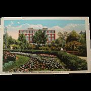 SALE 1915-1930's East Side Park Commercial Manual Training School Neward Postcard