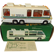SALE 1980 Hess Training Van with Original Box
