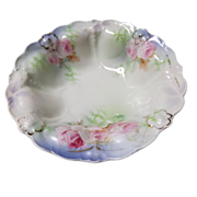 SALE Royal Bayreuth Hand Painted Berry Bowl