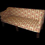Hepplewhite Sofa with Scalamandre Fabric