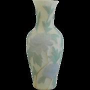 "Phoenix Consolidated 9 1/4"" Glass Vase"