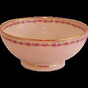SOLD Haviland Limoges Roses Bowl