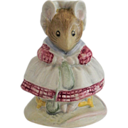 Beswick Figure - Beatrix Potter - The Old Woman who lived in a shoe