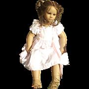 "Annette Himstedt Puppen Kinder Gorgeous ""Fiene"" In Original Box 26"""