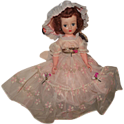 "Vintage Horsman's MIB ""Cindy Doll"" In Original Box 18"" Tall Circa 1957"
