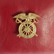 Old Military Pin
