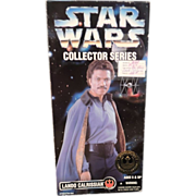 REDUCED NRFB 1996 Star Wars Lando Calrissian